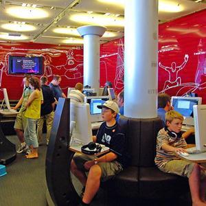 Интернет-кафе Бора