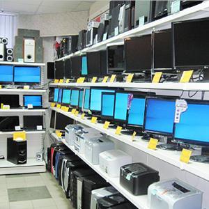 Компьютерные магазины Бора