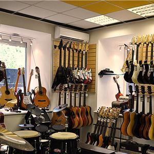 Музыкальные магазины Бора