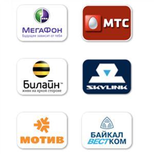 Операторы сотовой связи Бора