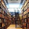 Библиотеки в Боре